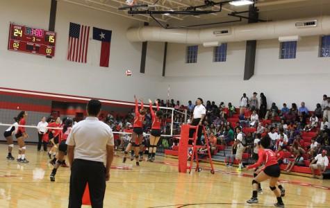Rocket Volleyball Beats Wagner