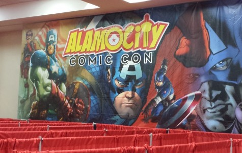 Alamo City Comic Con Impresses