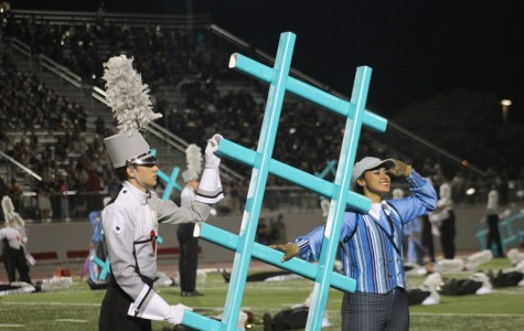 "Band Conducts A Successful Season With ""Locomotion"""