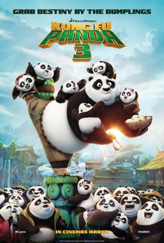 Review: Kung Fun Panda 3