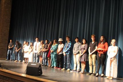 Sophomore Megan Mosman wins Judson's Got Talent