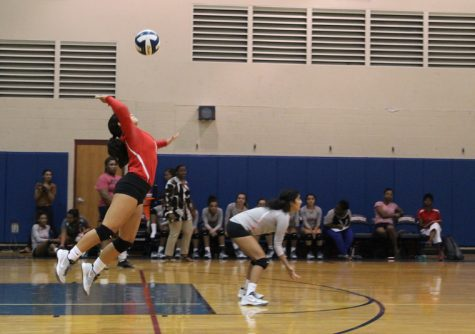 Volleyball begins district play tonight