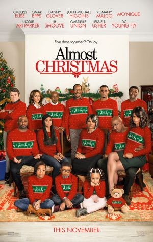Review: Almost Christmas