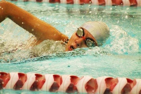 Swimming shooting for region