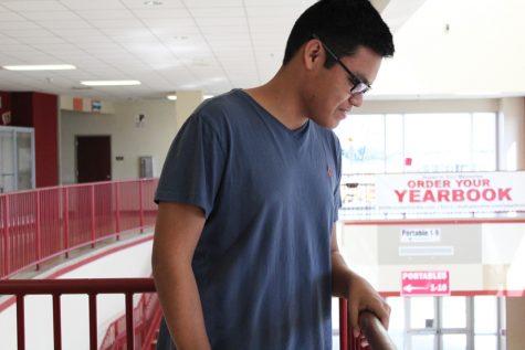 Junior Jose Herrera looking to graduate early