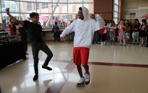 Senior Kayden Coopland finds life through dance