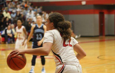 Sophomore Kyra White's passion for basketball runs deep