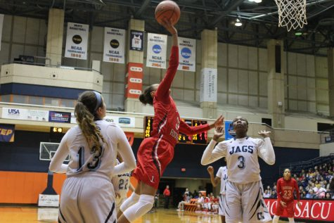 Lady Rockets beat Johnson Jaguars at UTSA