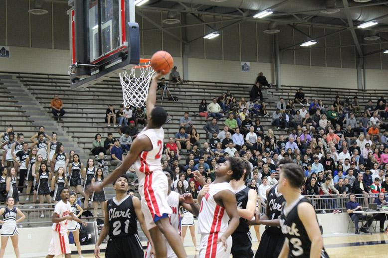 Boys basketball advances in the playoffs