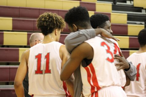 Boys basketball falls to Westlake