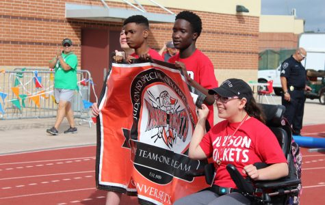 Judson ISD puts on annual Special Olympics