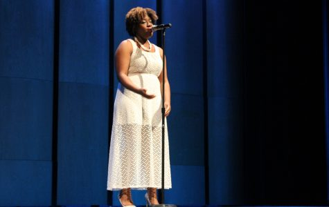 Junior Tyra Willer wins Judson's Got Talent