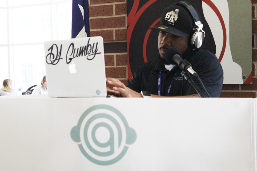 DJ Gumby previews prom