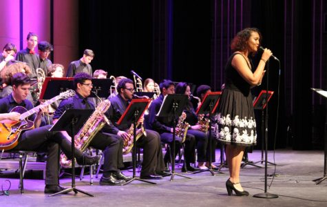 Jazz ensemble host first annual jazz show