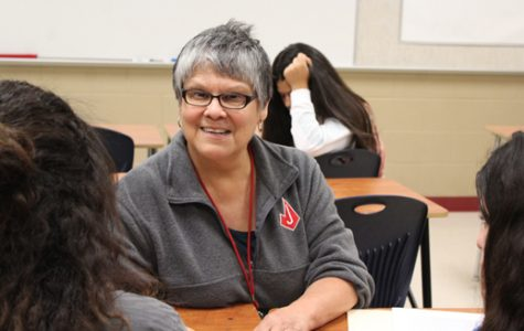 Ms. Lydia Bosquez retiring after 39 years in education