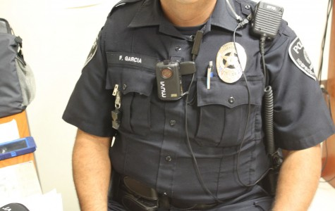Campus Officers Get Body Cameras