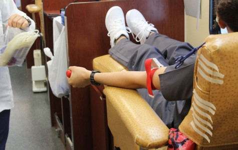 Judson Host The Year's First Blood Drive
