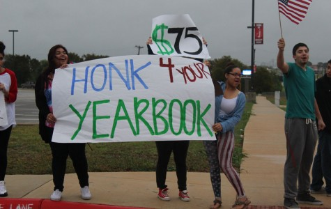 Sales Week Implemented To Market The Yearbook