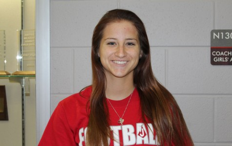 Senior Arianna Ricondo Signs with Alabama