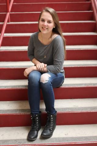 Sophomore Rylee Dusenberry Survives Cancer