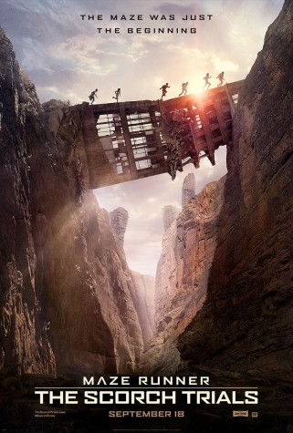 Review: Maze Runner: Scorch Trials