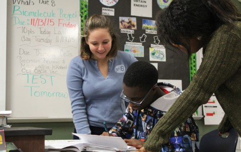 Students should embrace student tutoring