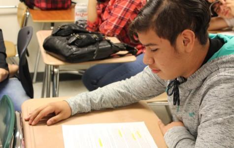 Sophomore Irving Torres survives vicious dog attack