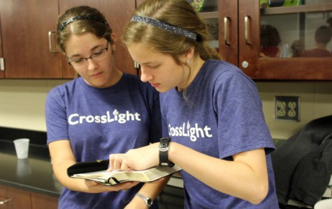 Crosslight created to reach students with the message of the gospel