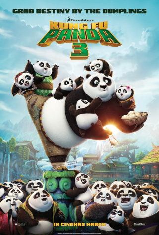 Review: Kung Fun Panda 3