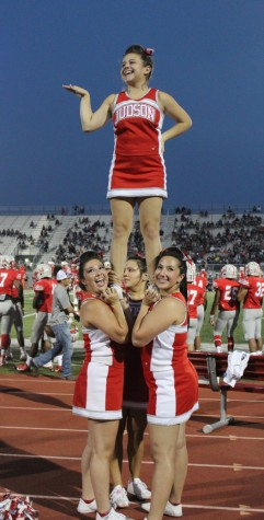 Cheerleading now labeled a sport by University Interscholastic League