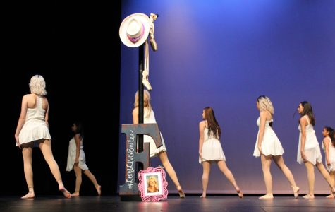 Dancers put on last performance of the year