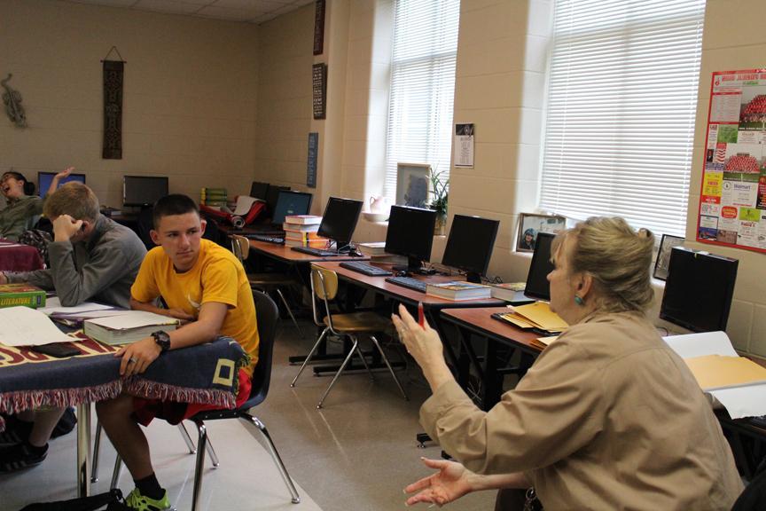 Ms.+Hollon+teaches+English+Dual+Credit.