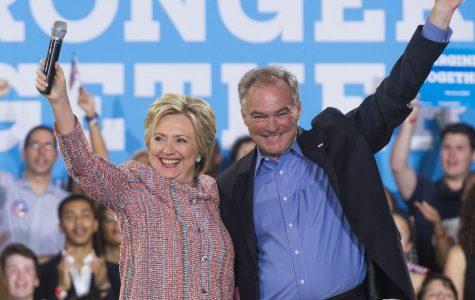 Clinton wins Judson High School