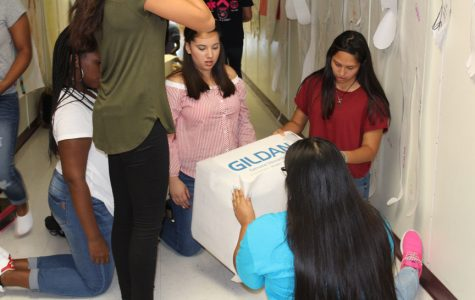FCCLA prepares for first community service project of the year