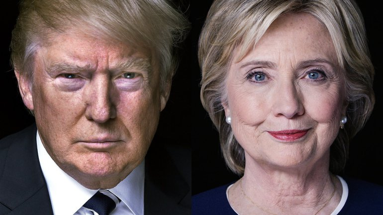 Hillary+Clinton+and+Donald+Trump+are+tightening+their+grips+on+the+Democratic+and+Republican+presidential+campaigns.