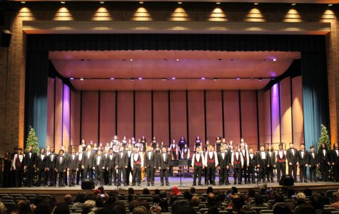 Choir holds annual winter concert