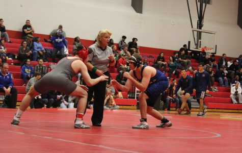 Wrestling starts off their season strong