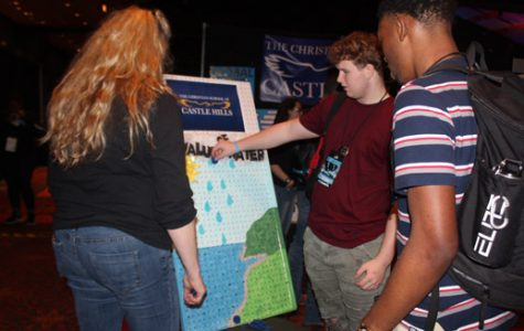 Students attend water conservation convention