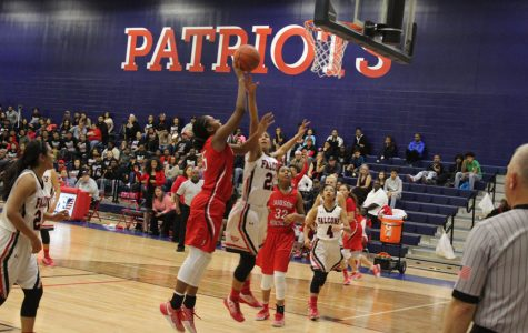 Lady Rockets basketball beat Stevens to advance in playoffs