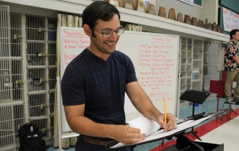 De La Cruz joins award winning band program