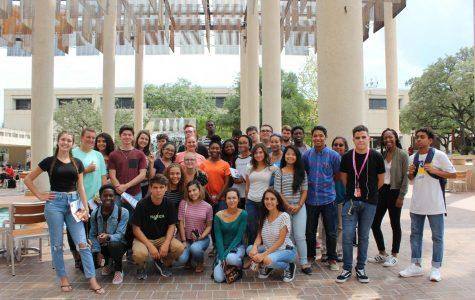 TAG students tour UTSA