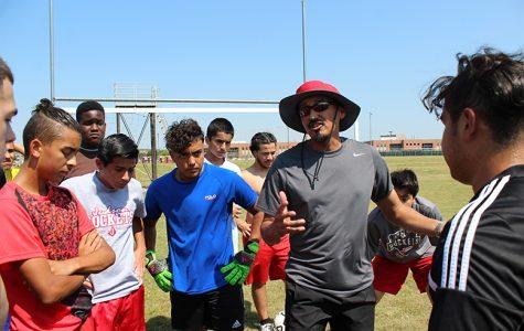 New soccer coach hopes to revamp program