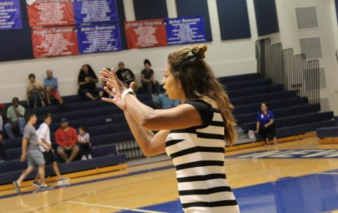 New head volleyball coach hopes to revive team