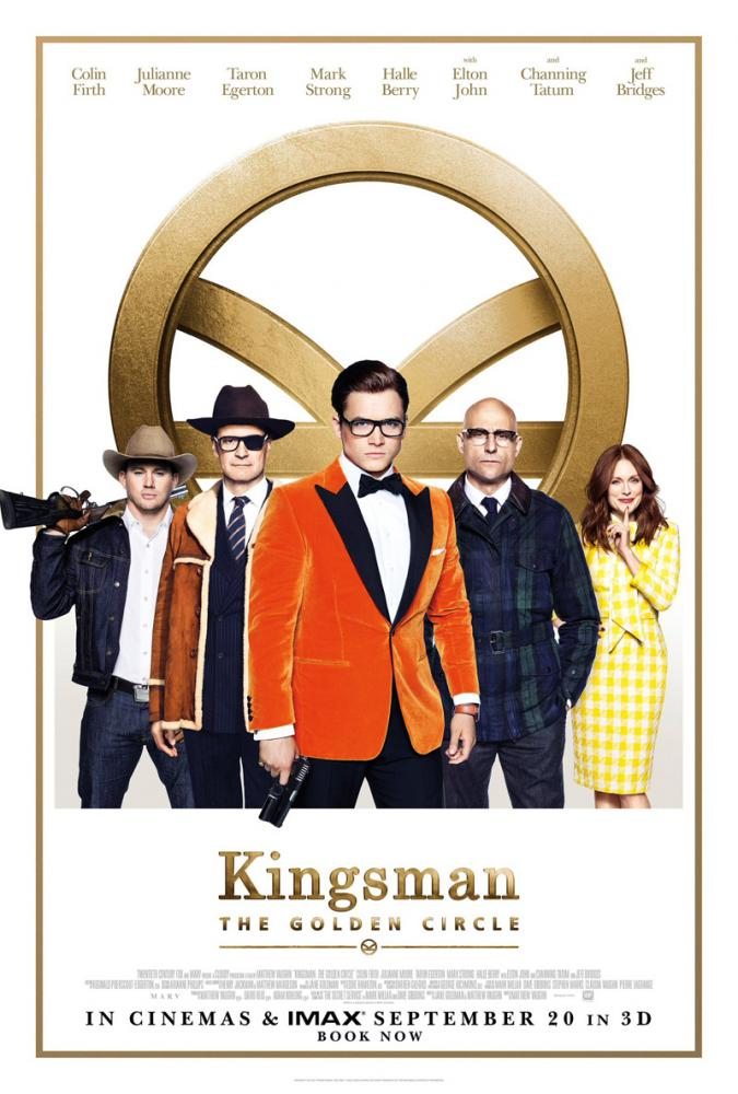 Review: Kingsman: The Golden Circle