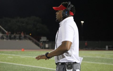 "Coach Green pays it forward by returning ""home"""