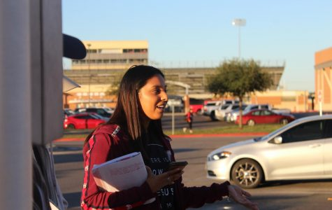 Sophomore Naomi Rivera starts Rockets for Jesus