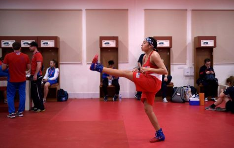 Senior Isamary Aquino wins bronze medal at AIBA Women's Youth World Boxing Championships