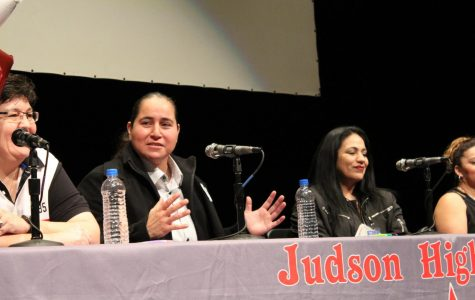 San Antonio Four share their story to Judson students