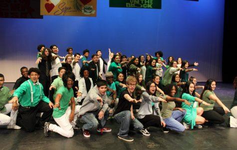 Choir puts on 36th Annual Rocket Revue