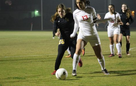 Girls soccer falls to East Central